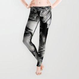 Veiled Shadow Leggings