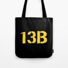 13B Cannon Crewmember Tote Bag