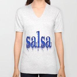 Salsa Lola Unisex V-Neck