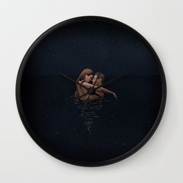 sky lovers Wall Clock