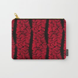 The Vintage Brain Carry-All Pouch