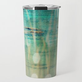 Turquoise Dreams Travel Mug