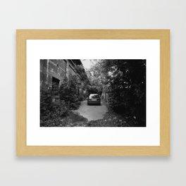 Carspotting #1 Framed Art Print
