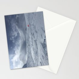 Ski Magic Stationery Cards