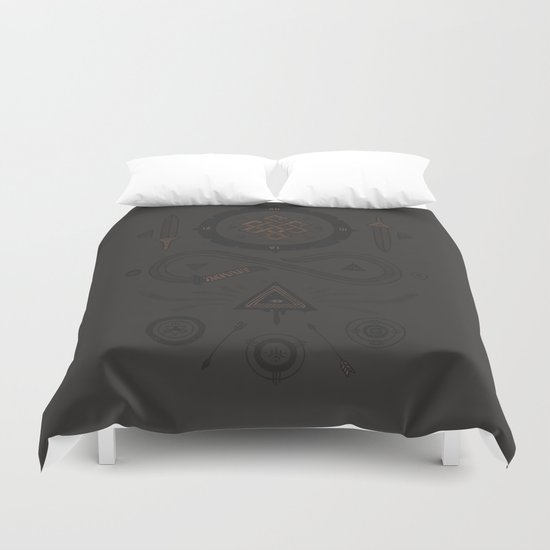 Endless Duvet Cover