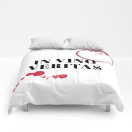wine bar no. 4 Comforters