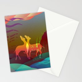 Space of Non-Duality Stationery Cards