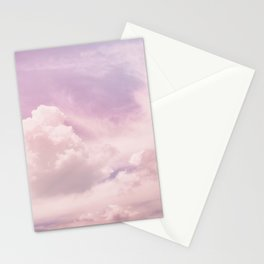 Lavender Sky Stationery Cards