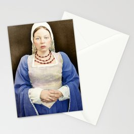 In the Style of... Hans Holbein the Younger, 2010 Stationery Cards