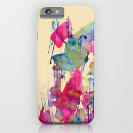 Futures iPhone Case