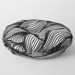 Fluidity Floor Pillow