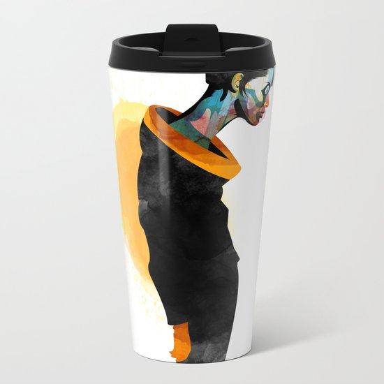 Thanatos Metal Travel Mug
