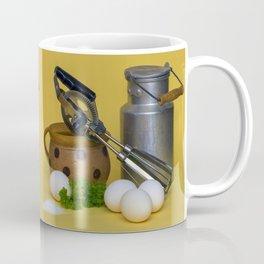 Milk Can Vignette Coffee Mug
