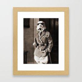 Douglas MacArthur, 1930 Framed Art Print