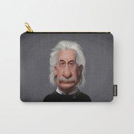 Celebrity Sunday ~ Albert Einstein Carry-All Pouch
