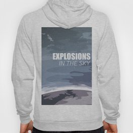 Explosions In The Sky Hoody