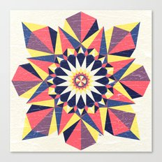 Simetree Canvas Print