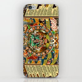 Beastie Boys Wow! Wow! Wow! Remix Tape Cover iPhone Skin
