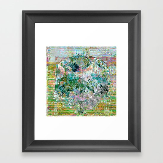 Unearth 2 Framed Art Print