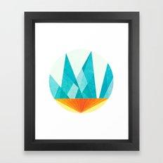 LXI Framed Art Print