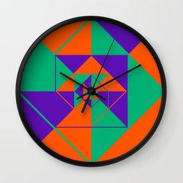 SquaRial Wall Clock