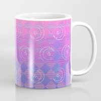 holographic Mugs featuring Child of the Luna by Salymar