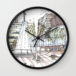 First Baptist Dallas Wall Clock