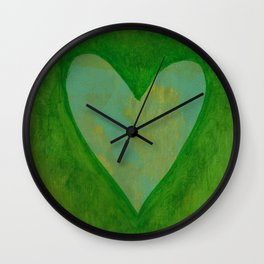 Heart No. 23 Wall Clock