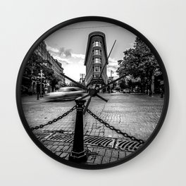 Historic Gastown Wall Clock