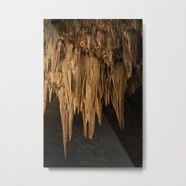 Carlsbad Caverns VIII Metal Print