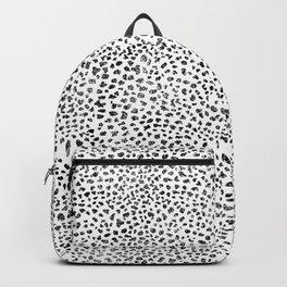 Animal Pattern Leopard Backpack