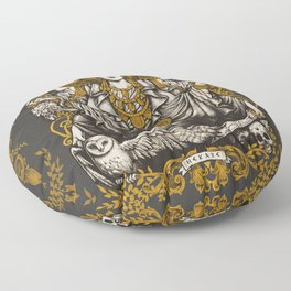 IBERIAN HECATE Floor Pillow