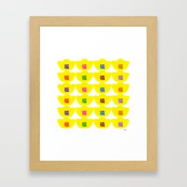 PROSPERITY - HAPPY CHINESE NEW YEAR SERIES 1 Framed Art Print