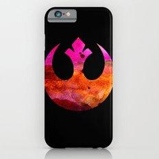 Star Wars Rebel Alliance Colors Slim Case iPhone 6