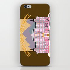 Why Do You Want To Be A Lobby Boy? iPhone & iPod Skin