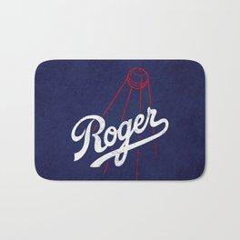 Roger That! Bath Mat