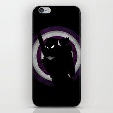 SuperHeroes Shadows : Hawkeye iPhone & iPod Skin