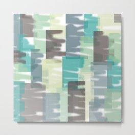 Abstract background 87 Metal Print