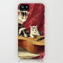 Making Music - Digital Remastered Edition iPhone Case