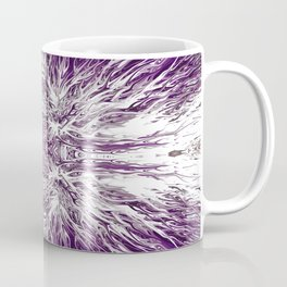 Electric Grape Vanilla Sunset by Chris Sparks Coffee Mug