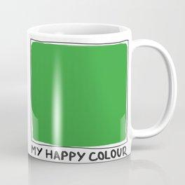 My Happy Colour Coffee Mug
