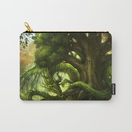 Green Dragon Carry-All Pouch