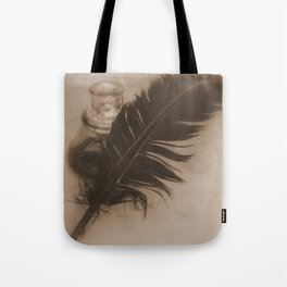 Write me a Sonnet Will Tote Bag