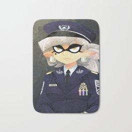 United Squid Air Force Sgt. Marie Bath Mat