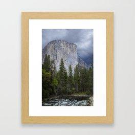 Yosemite National Park, El Capitan, Yosemite Photography, Yosemite Wall Art Framed Art Print