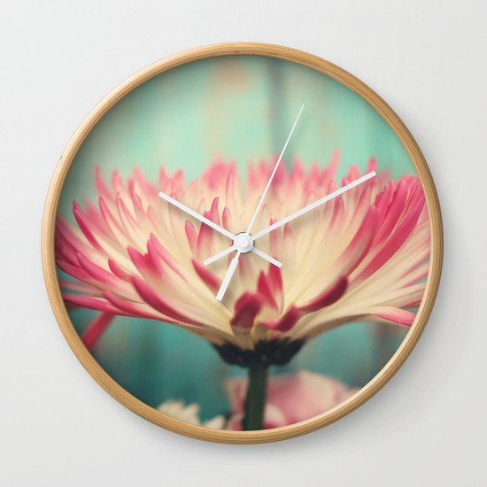 Come What May Wall Clock
