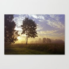 One summer day (wide) Canvas Print