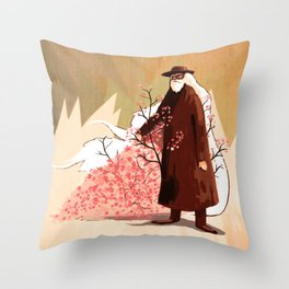 bagulnik Throw Pillow