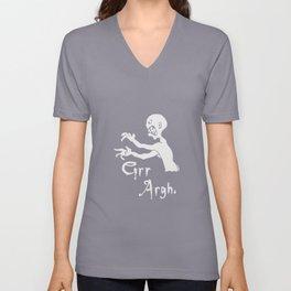 CA GRR ARGH T-Shirts Unisex V-Neck