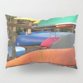 Pointe Kayaks 14 Pillow Sham